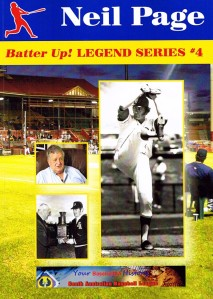 Neil Page Legends Book4