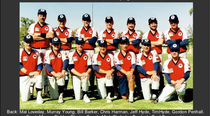 Redbacks 1992, Alice Springs